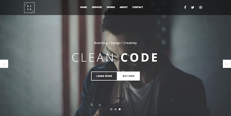 10 Free Responsive Bootstrap Templates For 2016